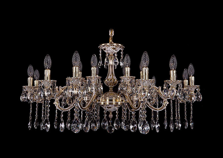 Bohemia Ivele Crystal 1703/18/225+125/A GW