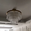 Thumbnail: Glacé 5-tier Round Chandelier