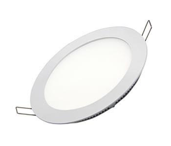 Встраиваемая круглая ультратонкая плоская светодиодная панель  Verluisant