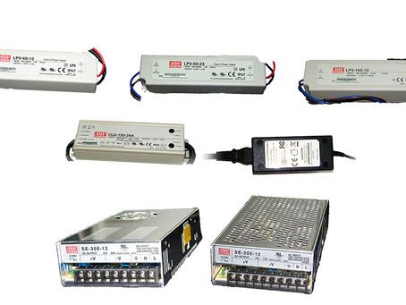 Ведущие производители драйверов для светодиодных светильников: краткий обзор