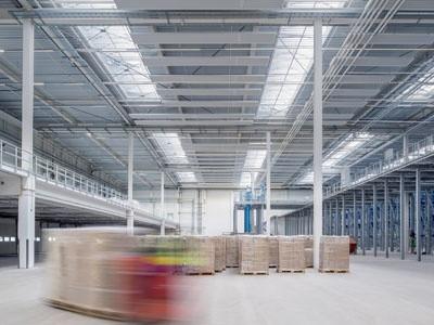 Промышленное светодиодное освещение: 5 супермасштабных проектов