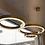 Thumbnail: Mahlu Mirror Gold Зеркальное покрытие