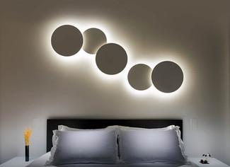 Настенный светильник Puck Wall Art: варианты применения и реальные фото с проектов