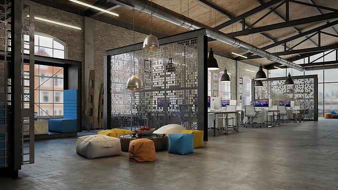 интерьерное освещение светодиодное для офиса Verluisant