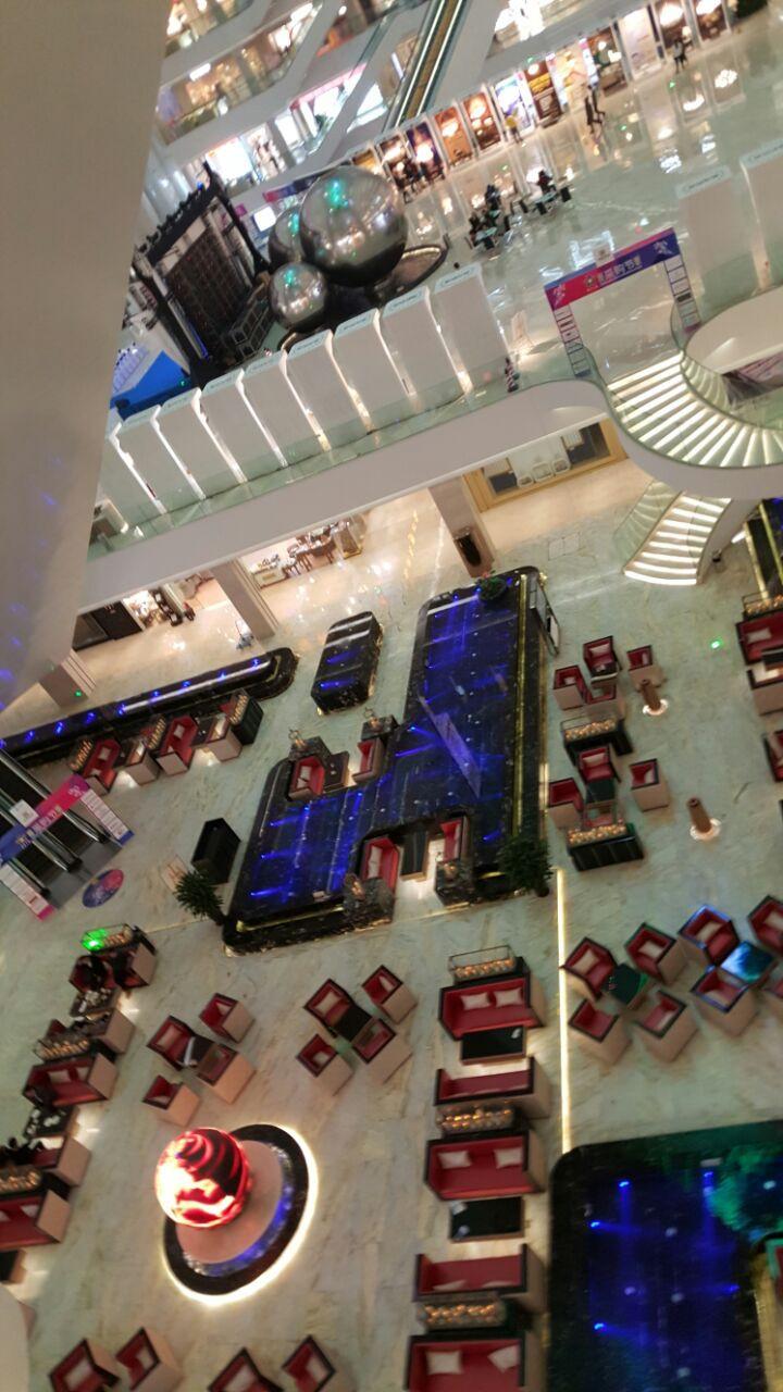 Грандэнергопроект на выставке светотехники в Гужене (Guzhen)