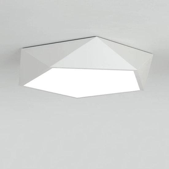 Pentagon Flat Color