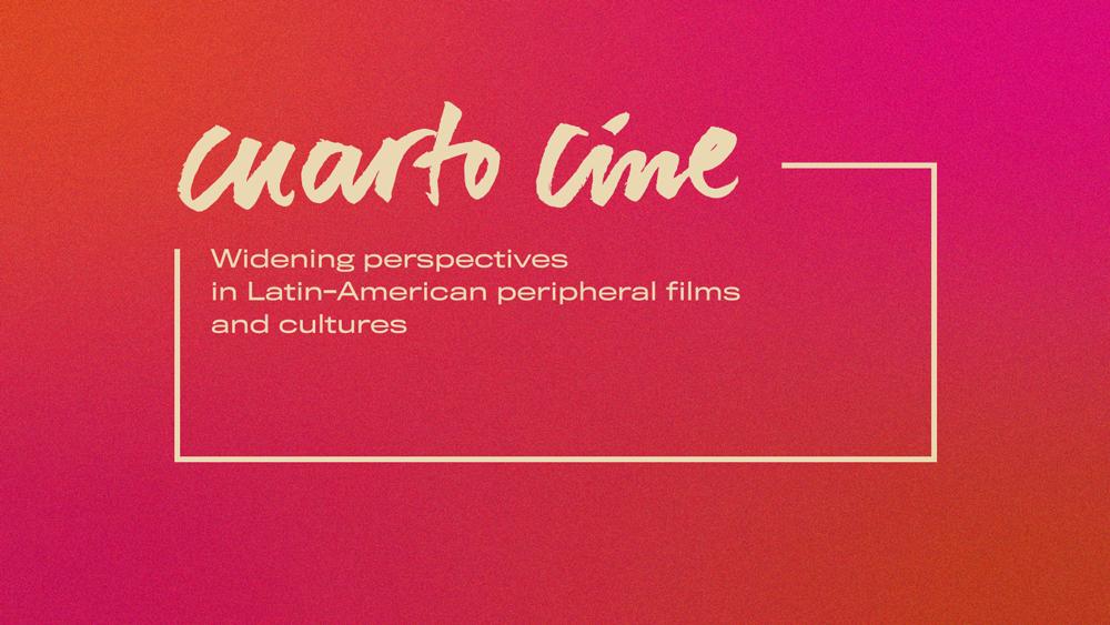Cuarto Cine logo + slogan