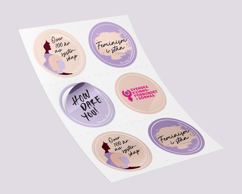 SKviS stickers