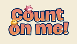 Count on me! logo