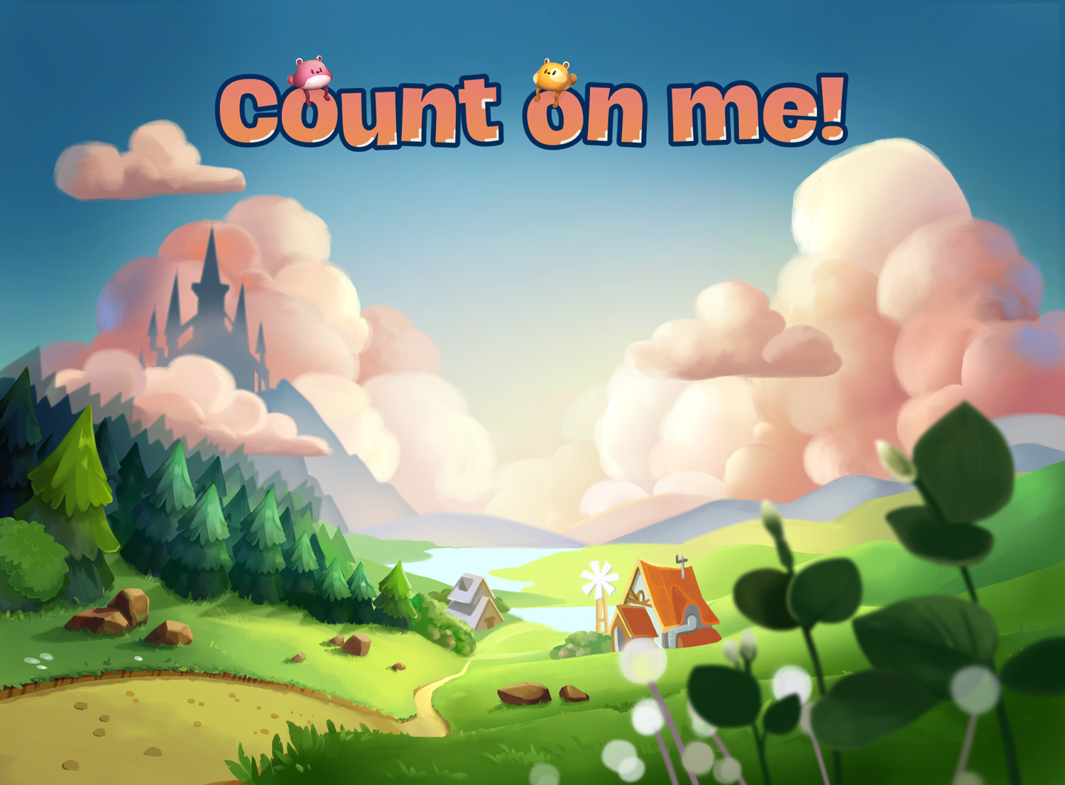 Count on me! is a research-based learnin