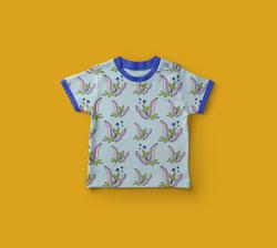 ALGAE t-shirt mock-up