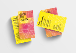 Business cards for GAP