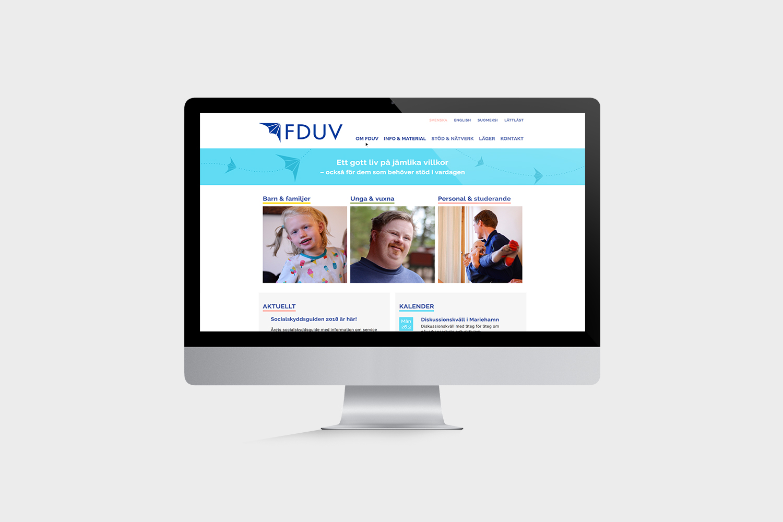 FDUV website