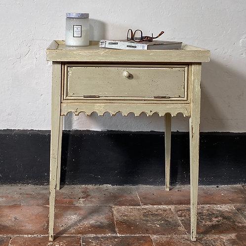 Petticoat Bedside Table
