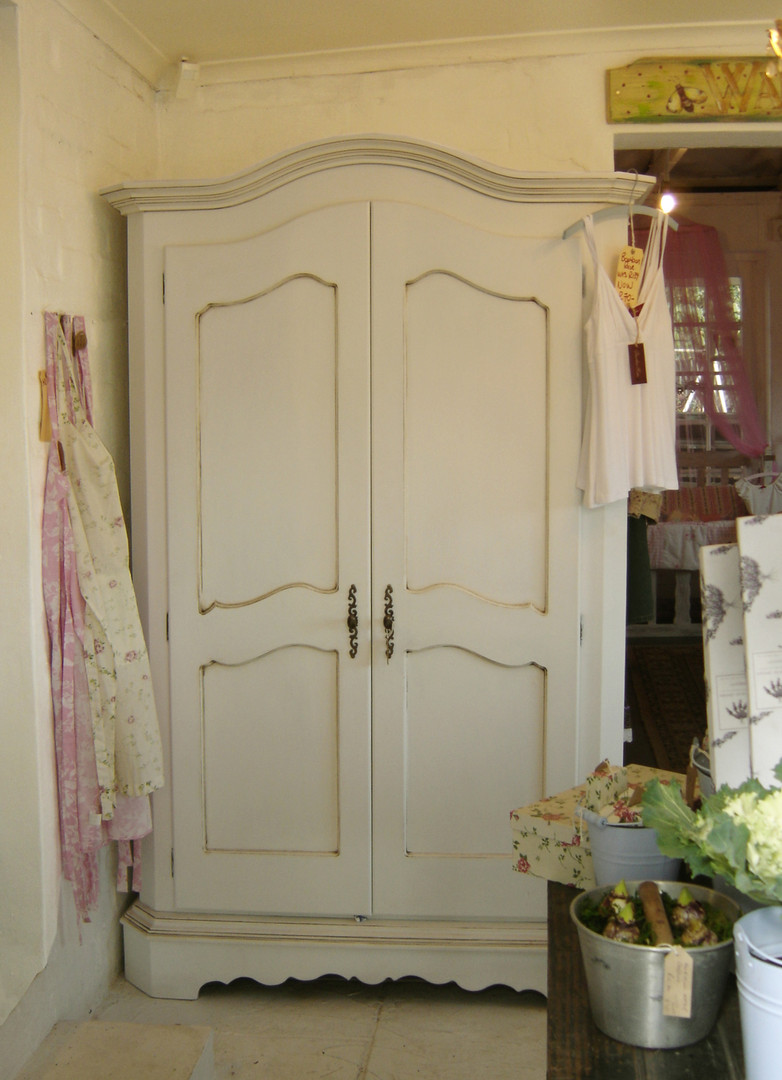 French Styled Wardrobe