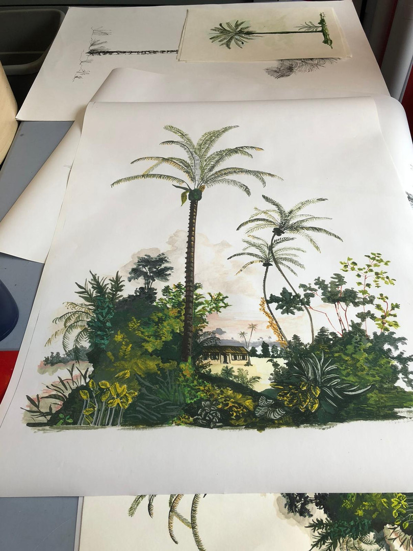 Scenic Palms - work in progress