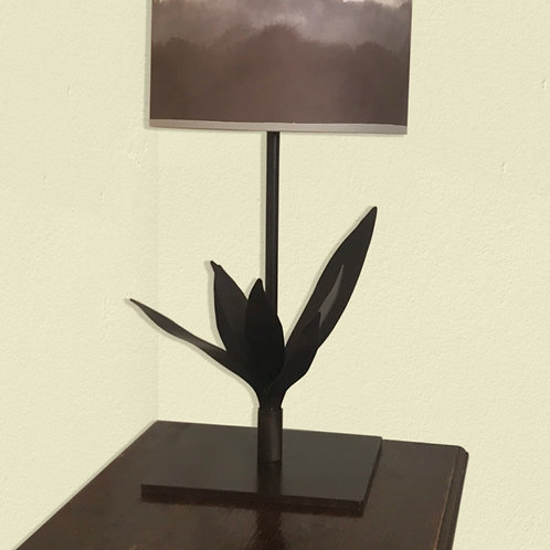 Leaf Table Lamp Base - Prototype