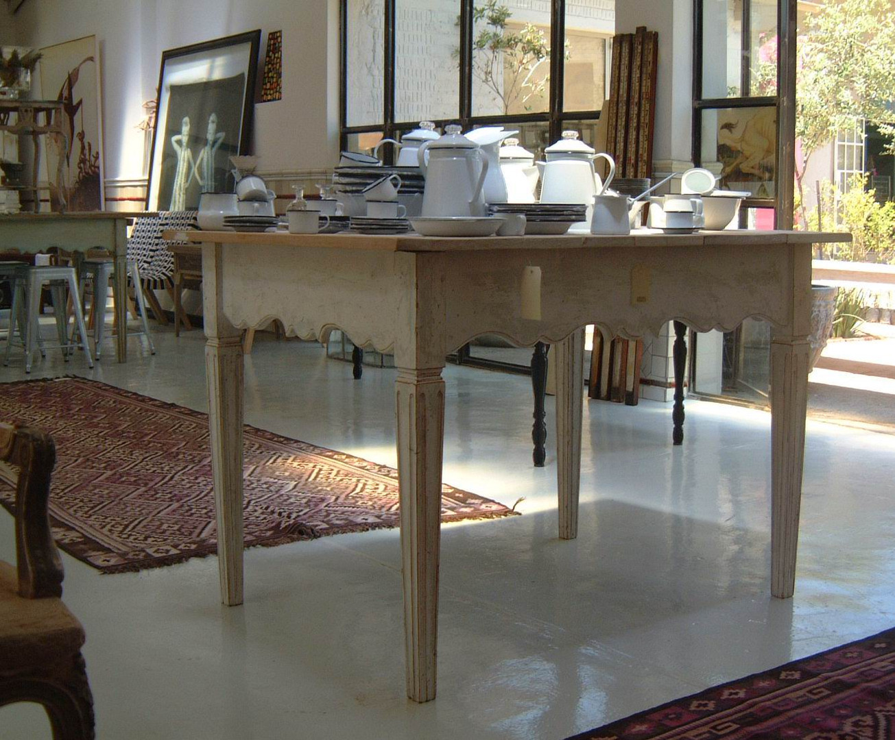 Musgrave Table