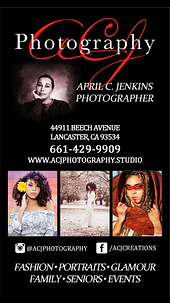 ACJ Photography Ms. April