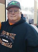 Asst. Coach Donald Bakeman