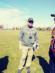 Head Coach Jared Law