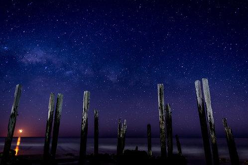 Port Willunga by Night