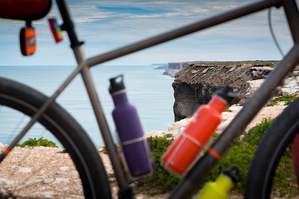 Bunda Cliffs, framed by frame.