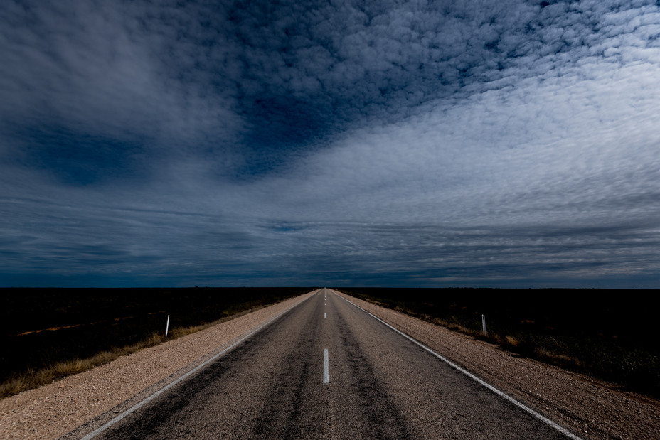 The Great Australian Road Beckons