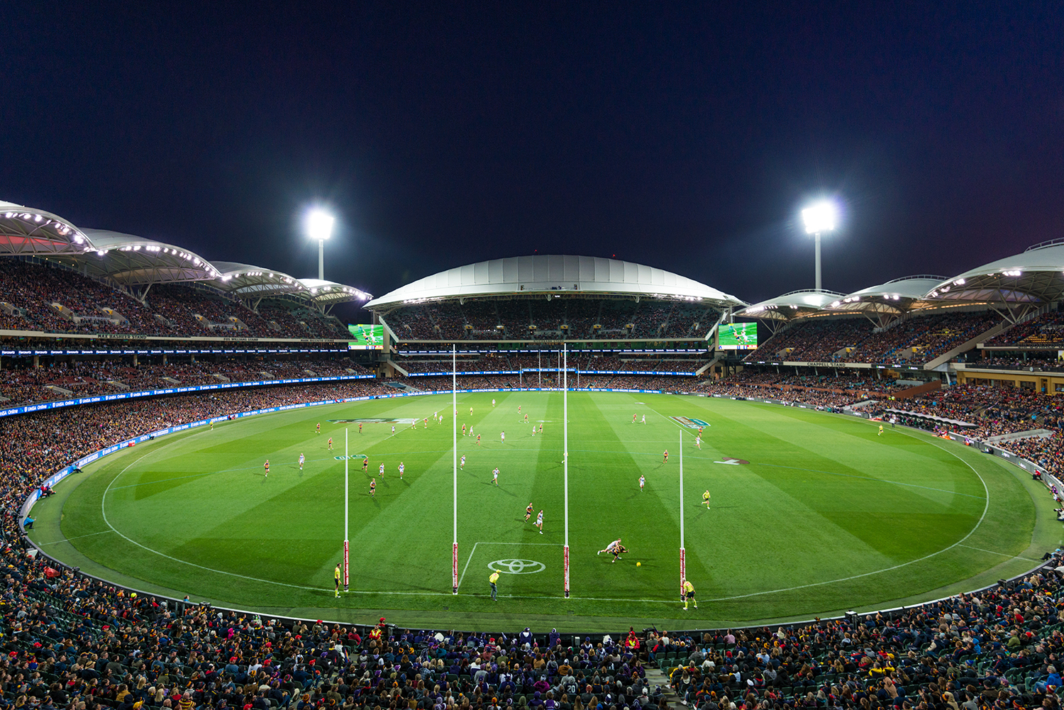 Client | Adelaide Oval