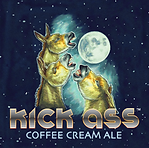Arrowhead, Arrowhead Brewery, kick ass coffee cream ale, cream ale, kicking horse coffee, espresso, brown ale, lactose