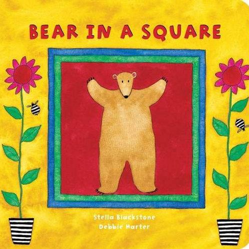 Bear In A Square Board Book