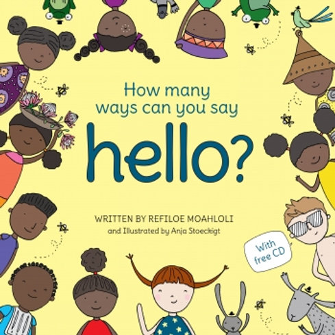 How Many Ways You Can Say Hello