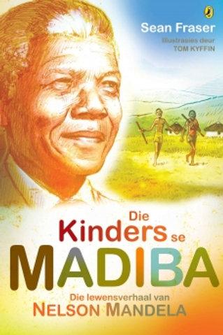 Kinders se Madiba Mandela
