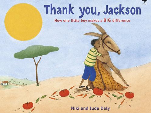 Thank You Jackson