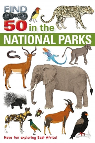 Find 50 in Game Reserve East Africa