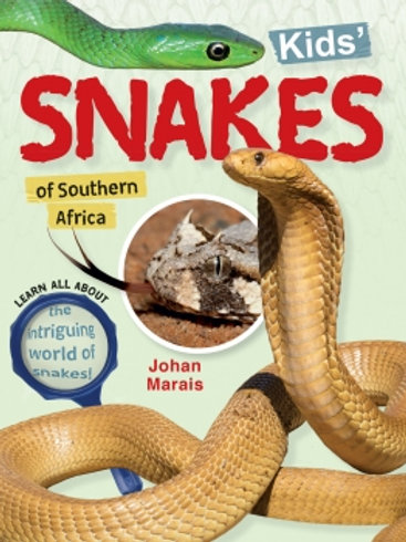 Kids' Snakes of Southern Africa