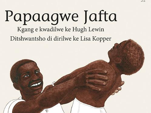 Papaagwe Jafta