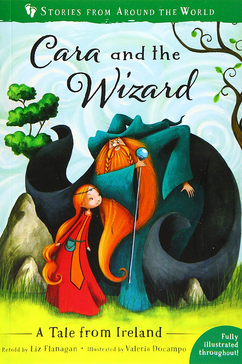 Cara & The Wizard Tale From Ireland