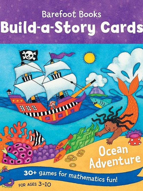 Build A Story Cards Ocean Adventures