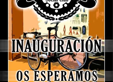 GRAN INAUGURACIÓN de THE BICYCLE GARAGE!!! Gracias a todos