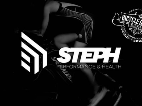Colaboración con  STEPH PERFORMANCE & HEALTH