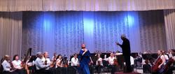 Rostropovich Philharmonic Orchestra Concert
