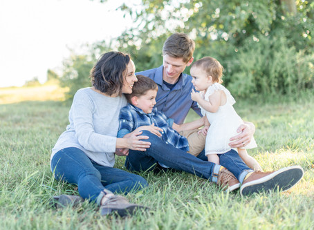 Green Family Session | VOA Park, OH