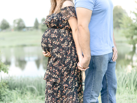 Collier Maternity | Idlewild Park, KY