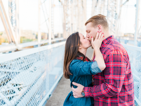 Lauren & Nathon's Couple Session