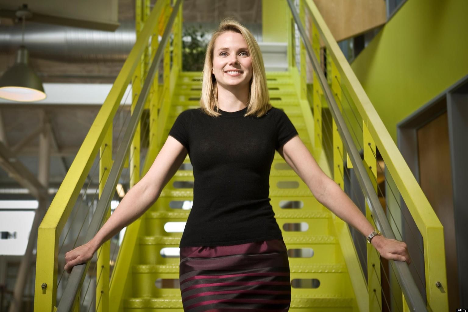 Marissa Mayer, CEO Yahoo!
