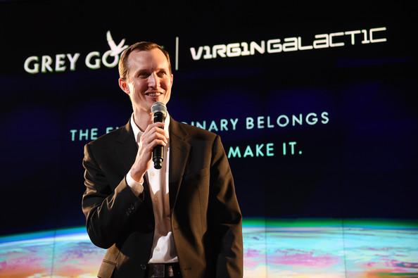 George Whitesides,CEO VirginGalactic