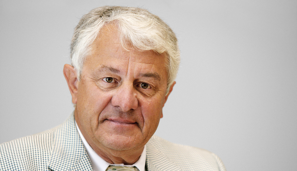 Hasso Plattner, Co-Founder SAP