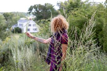 Suzanne among the Artemisia & Cohosh
