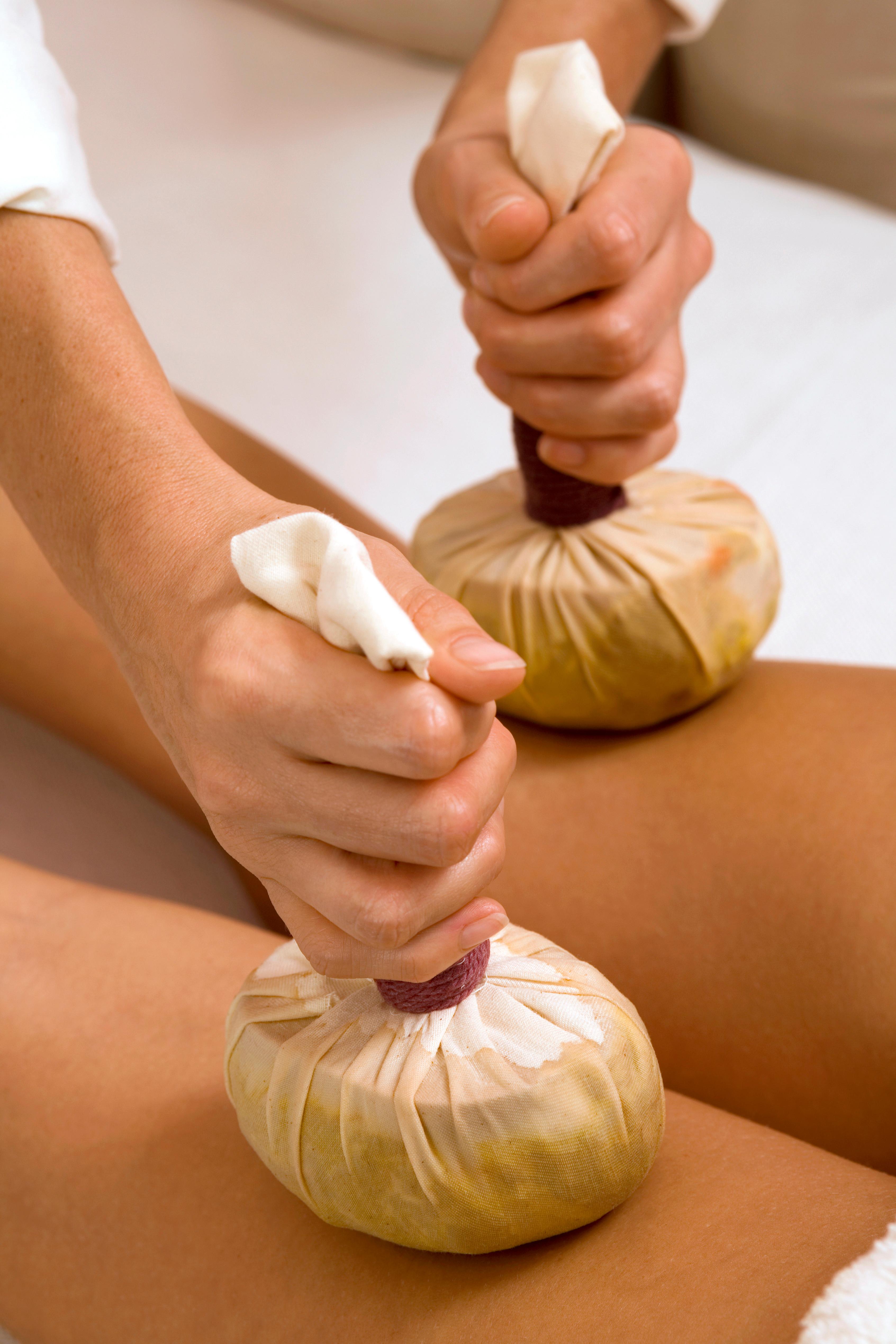 Massaggio Pinda Sveda